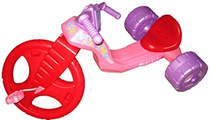Barbie Big Wheel Racer 16""