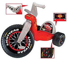 Disney Pixar Cars   Inch Big Wheel Racer