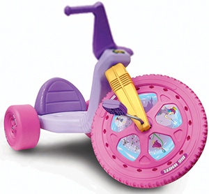Original Princess Big Wheel