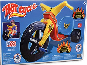 Hot Cycle Big Wheel