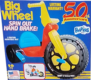 spin out racer hand brake
